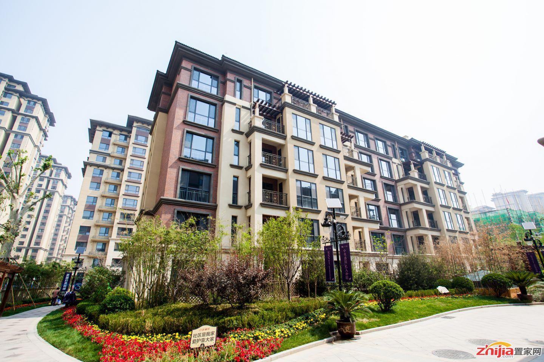 汇君城 153-283㎡二环旁6层花园洋房,现房发售