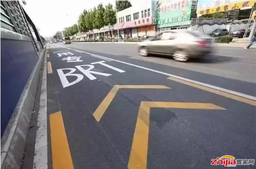 【金悦府】石家庄快速公交BRT1号线规划公布!看看有没有经过你家……