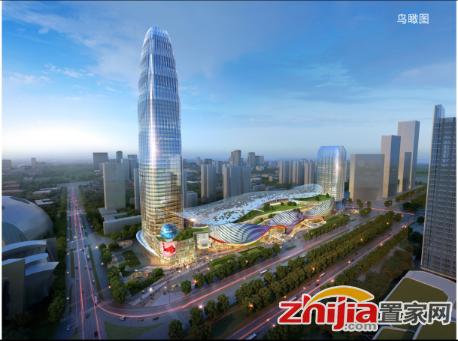 海聚国际商业 打造城市全新生活方式中心 天山·世界之门燕赵文旅城加速成熟