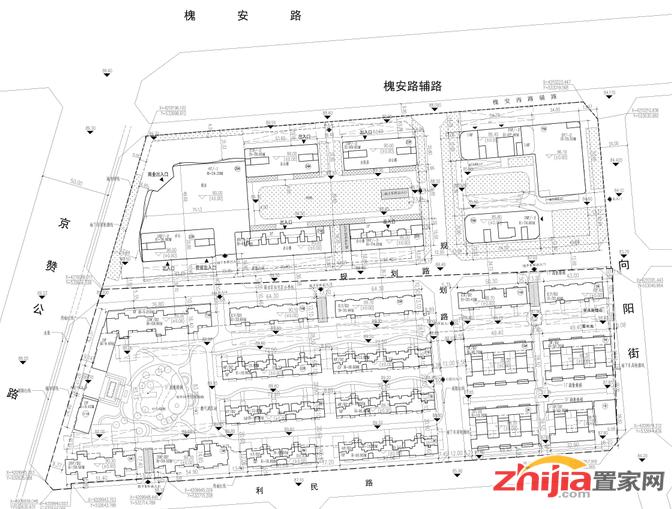 石家庄朗明房地产开发有限公司云杉商业中心项目公示通告