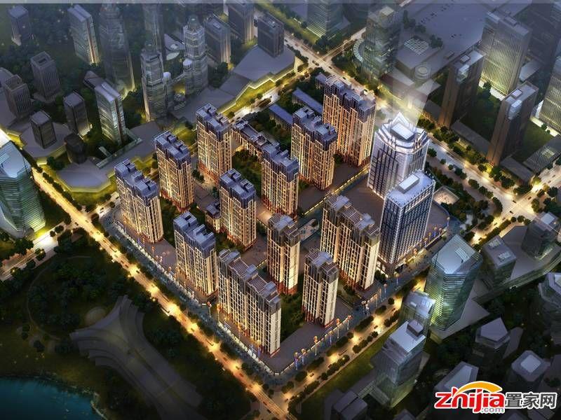 上东领寓 长安区一环地铁旁精装公寓在售
