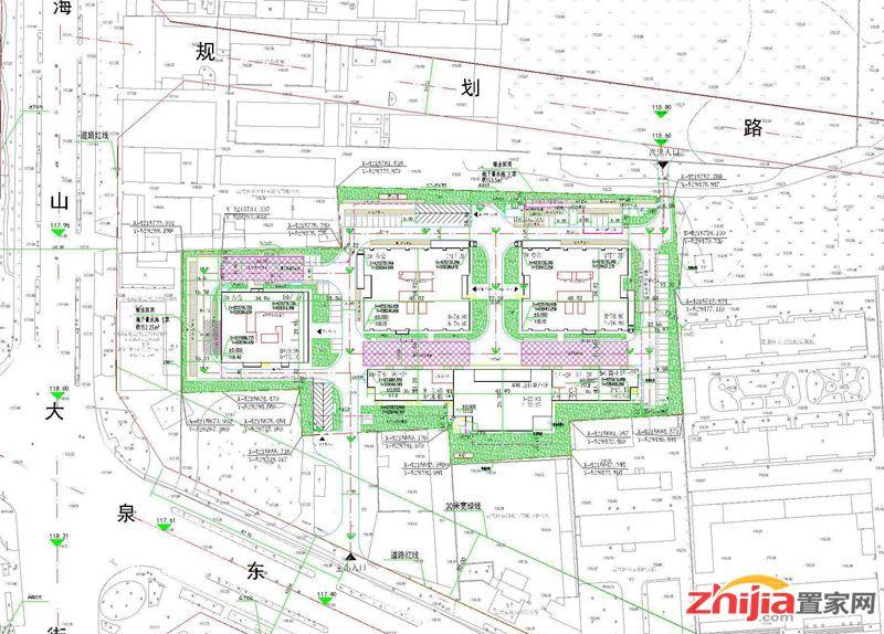 石家庄嘉珍商务大厦规划方案公示