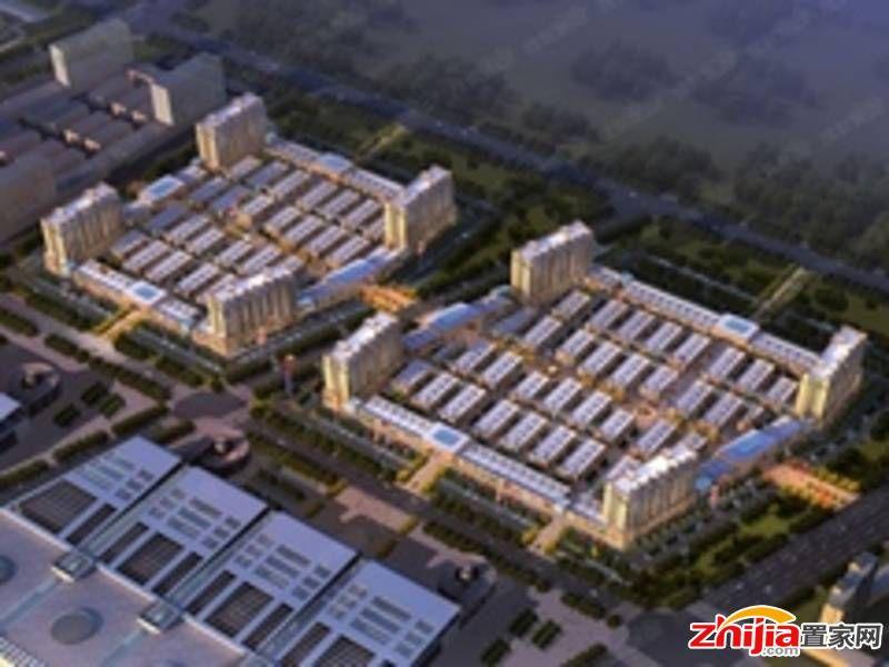 乐城国际贸易城 承南接北,东联西出,大商贸格局逐步完善