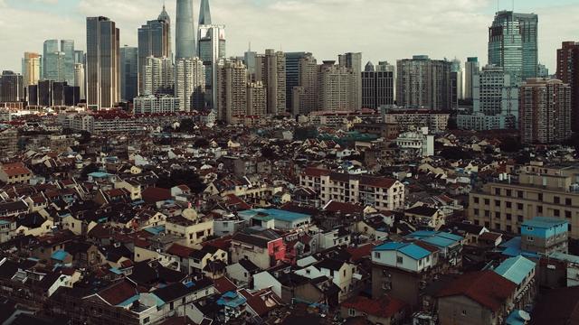 报告:一线城市房价由缓涨变为微降