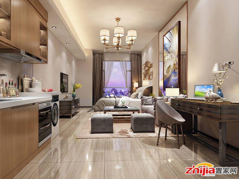 恒大中央广场 公寓翘楚 空中别墅 约97㎡起四居三室神户型
