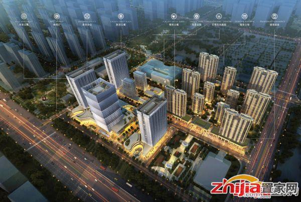 中冶盛世广场签约韩国高端电影院