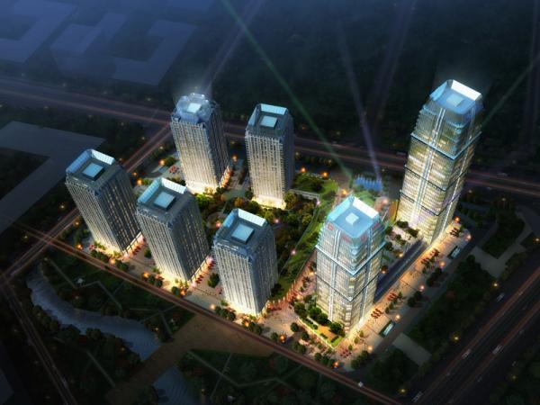 石家庄宝能中心加推全新公寓产品,51-88平米