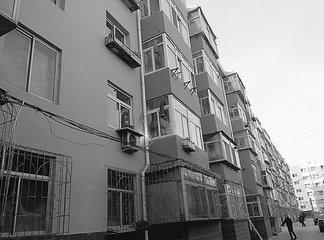 石家庄50个老旧小区综合提升工程月底完成