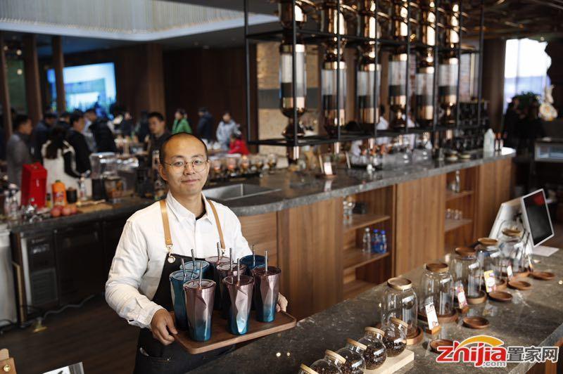 庄里最大的咖啡生活博物馆,万科•新都会示范区盛大开放
