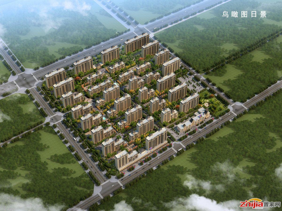 【天河明郡】繁华栾城区 126平米宜居三居室