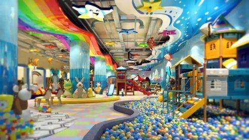 泡泡球池等,室内真人cs, 趣味勇闯侏罗纪,40项职业场景体验馆, 儿童