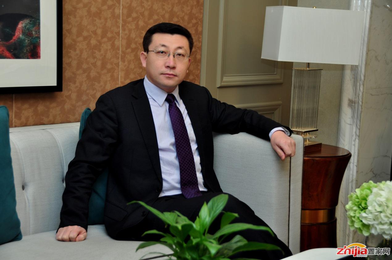 专访润江地产第二区域公司总经理王辉:深耕布局石家庄 精耕细作打磨精品