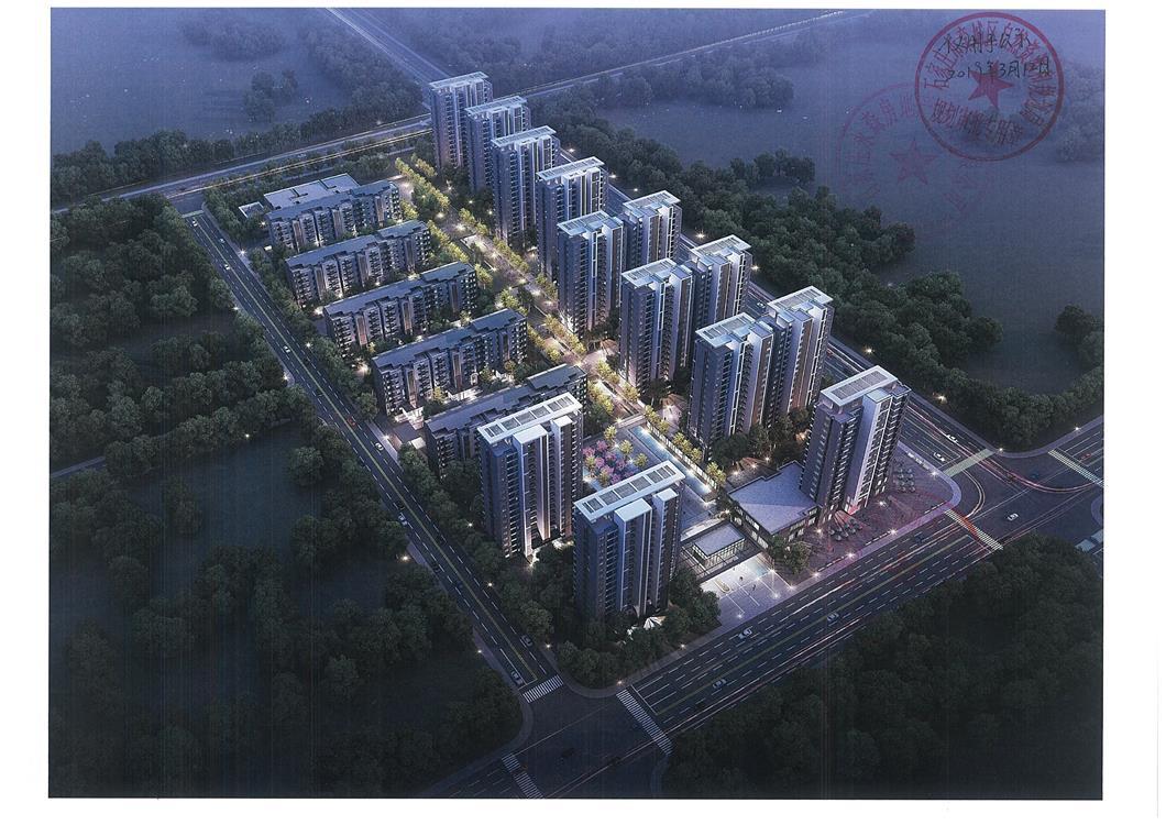 永威枫林苑一期设计方案曝光,将建15栋住宅楼