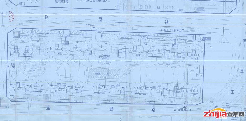 润江·新华壹号院建设项目规划设计方案曝光