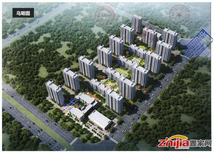 石家庄云樾风华项目规划方案曝光,将建18栋住宅楼