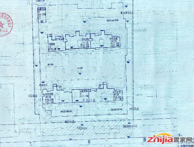 石家庄旭辉铂晨府建设项目设计方案批前公示