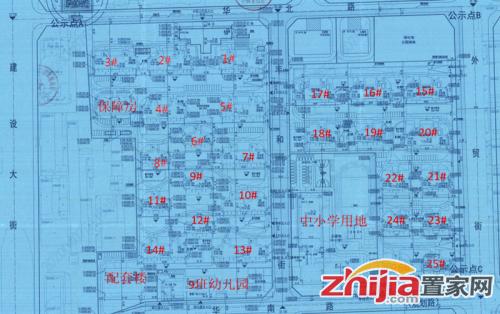 中海石家庄棉五厂房改造项目规划曝光 将建26栋住宅楼